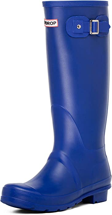 NEW MENS QUALITY RUBBER LADIES WELLINGTONS BOYS SNOW WELLIES GIRLS BOOTS SHOES