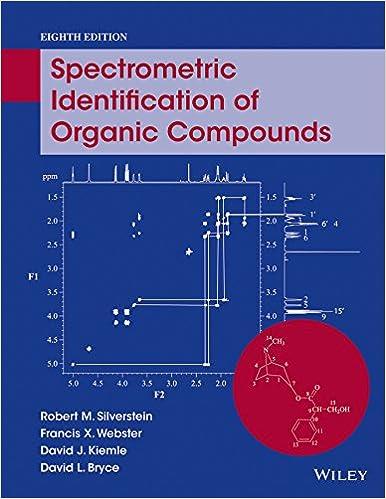 Silverstein Spectroscopy Book