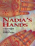 Front cover for the book Nadia's Hands by Karen English