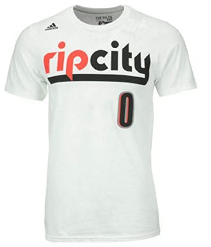 Damian Lillard Portland Trail Blazers NBA # 0 jóvenes reproductor de ClimaLite camiseta jersey