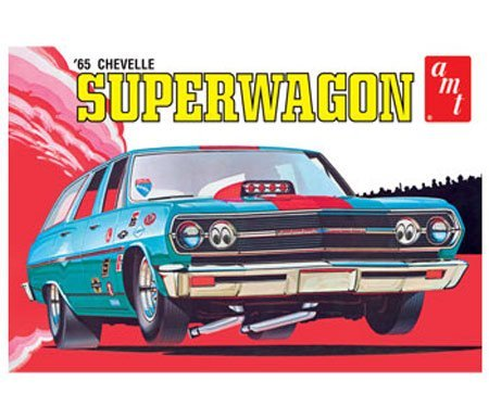 AMT701 AMT - 1965 Chevy Chevelle Super W - 1965 Chevelle Wagon Shopping Results