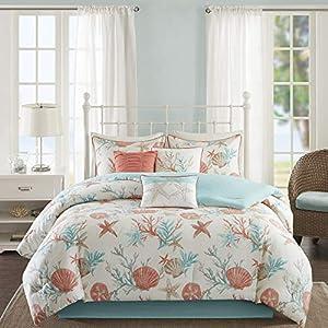 51-UES128vL._SS300_ Coastal Comforters & Beach Comforters
