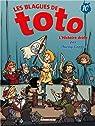Les Blagues de Toto, tome 10 : L'Histoire drôle par Coppée