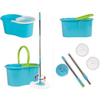 Amazon Com Spinning Mop And Bucket Office Products