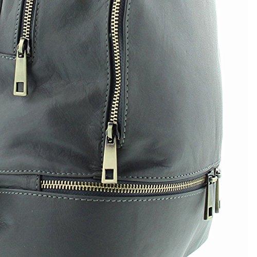 IO.IO.MIO Borsetta per le Icone® - Bolso de Mochila Mujer gris