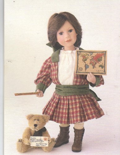 Boyds Bears Doll Miss Molly with Penpal Friends are Everywhere #4827