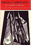 Dread Companion, Andre Norton, 0152242015