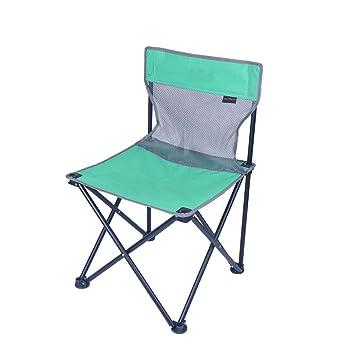 Léger Ultra Camping Chaise Dossier Voyage En Sport Pliante Air Plein m8nw0N
