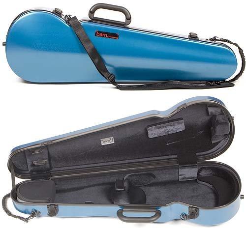 bam france 2002xl contoured hightech azure blue 4 4 violin case orchestra central. Black Bedroom Furniture Sets. Home Design Ideas