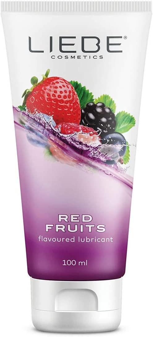 Liebe Lubricant Red Fruits 100 Ml. 125 g