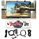 1299 Video Games Metal Led Double Arcade Stick Console Pandora's Box 5s Game Machine