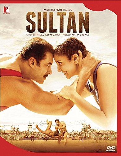 Sultan (2016) Salman Khan /Anushka Sharma Official 2-Disc Special Edition Hindi Movie DVD