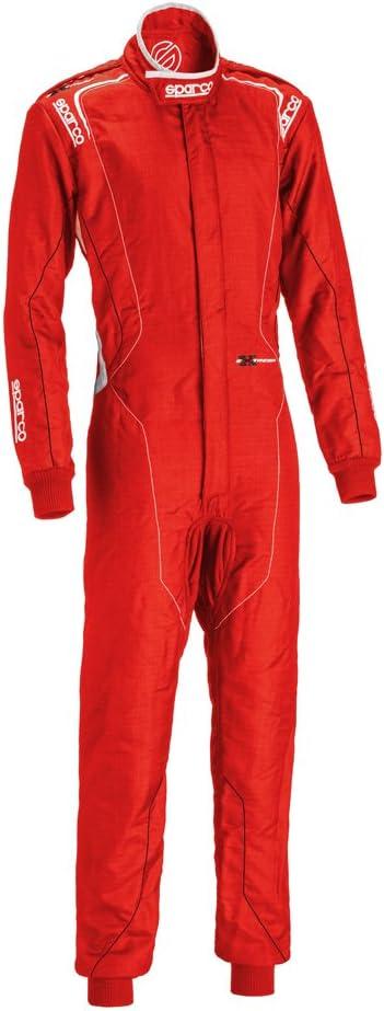 Amazon.com: Sparco extrema RS-10 Racing traje, 52, Negro ...