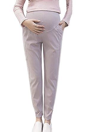 moderno ed elegante nella moda scegli genuino selezione migliore Pantaloni da maternità per Donna Over Essenziale Bump ...