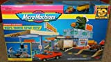micro machines hot wheels - Micro Machines Rex's Truck Stop City Hiways & Byways Playset