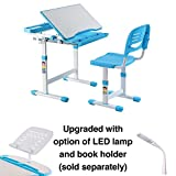 Avicenna [Upgraded] Kids Desk & Chair Set   Children Table with Tilt Feature
