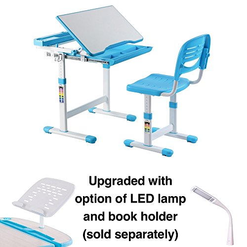 Avicenna [Upgraded] Kids Desk & Chair Set | Children for sale  Delivered anywhere in Canada