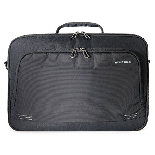 Tucano Eco Friendly Double Compartment Blog Laptop Briefc...