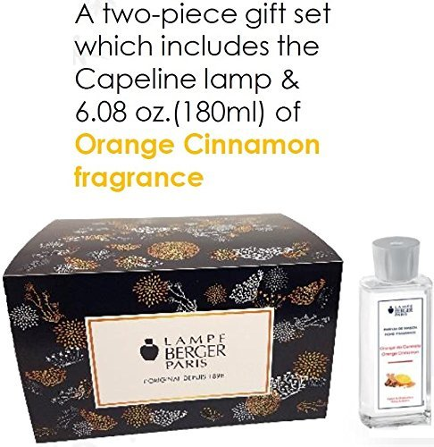 Lampe Berger Capeline Gift Set Lamp by Lampe Berger