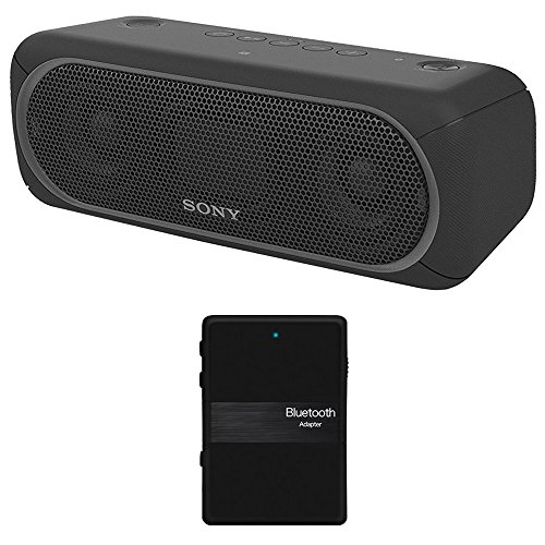 Sony XB30 Portable Wireless Speaker with Bluetooth, Black -