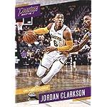 watch 80168 ed4a5 2017-18 Panini Prestige  67 Jordan Clarkson Los Angeles Lakers Basketball  Card.