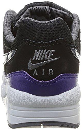 De Zapatillas Mujer Gry Prpl Blk Running Max Air Pltnm Nike pr crt Essential drk Para Light q4pnwx
