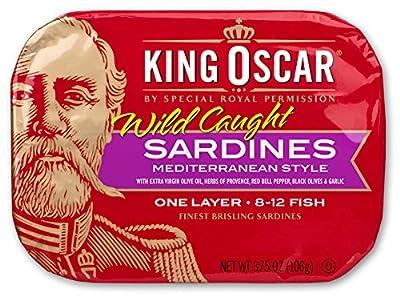 King Oscar Sardines from King Oscar