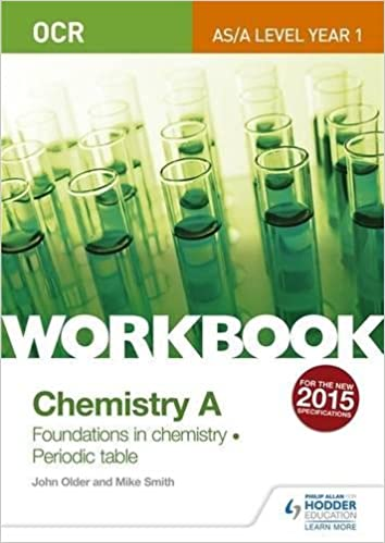 Ocr asa level year 1 chemistry a workbook foundations in chemistry ocr asa level year 1 chemistry a workbook foundations in chemistry periodic table ocr a levelas year 1 amazon mike smith urtaz Images