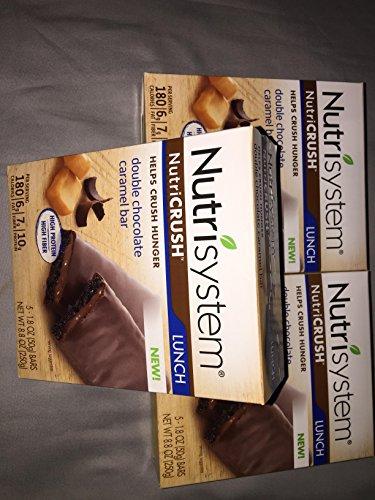 Nutrisystem bar Double Chocolate Caramel 20 Bars by Nutrisystem (Image #3)