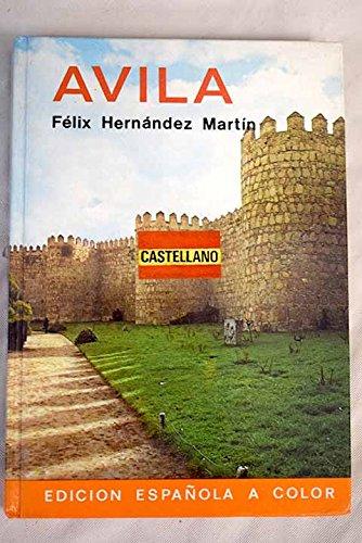 Avila: Amazon.es: Hernández Martín, Félix: Libros