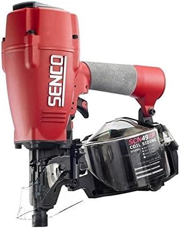 Senco Scn49xp Coil Siding Nailer 1 1 4 To 2 1 2 5j0001n Amazon Ca Tools Home Improvement
