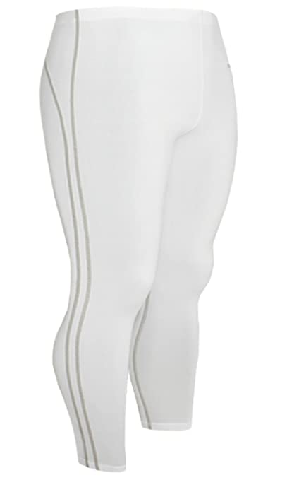 1d09b05c44 emFraa Skin Tights Compression Leggings Running Base layer Pants men women  White L: Amazon.ca: Sports & Outdoors