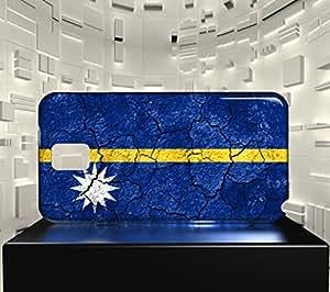 Funda Carcasa para Galaxy Note 3 Bandera NAURU 03