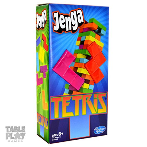 Jenga Tetris Buy Online In Uae Toys And Games Products In The