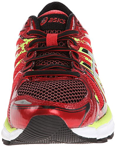 ASICS Men's GEL-Sendai 2 Running Shoe High Risk Red/Black/Flash Green exclusive cheap price free shipping fake cheap price for sale cost online JIRvIPP