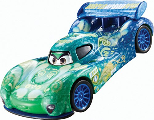 Mattel Disney/Pixar Cars Carla Veloso Diecast Vehicle