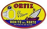 Ortiz Bonito Del Norte Tuna In Olive Oil 3.95 oz