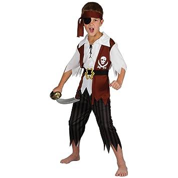 Cutthroat - Disfraz de pirata para niño, talla L (EB-4025. L ...