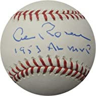 Larry Walker Signed Autographed Official ML Baseball TRISTAR COA