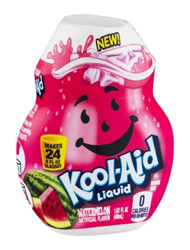 Kool-Aid Liquid Drink Mix Watermelon 1.62 OZ (Pack of 24) by Kool-Aid