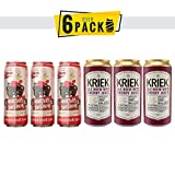 Six Pack de Cervezas sabor Cereza