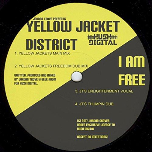 I Am Free (Yellow Jackets Freedom Dub (Dub Jacket)