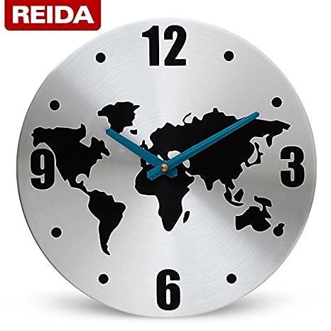 Lilia Avec Châssis En Aluminium 12 Cm Saut Deuxième Horloge