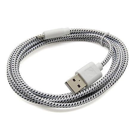 Wudi Universal de Micro USB Cable Android 3M Tela Colorida ...