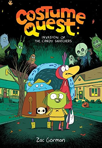 Costume Quest: Invasion of Candy Snatchers -