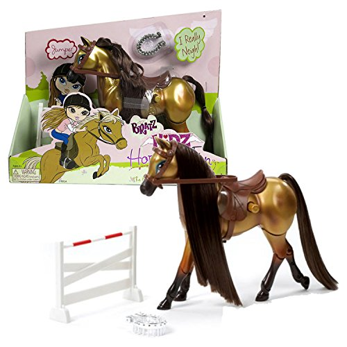 MGA Entertainment Bratz Kidz Horseback Fun Series 8-1/2 I...