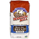 Hodgson Mill Best For  Bread Flour, 32-Ounce (Pack of 6)