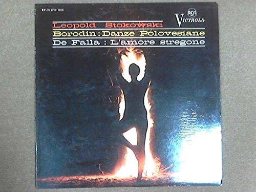 Danze Polovesiane / L'amore Stregone LP
