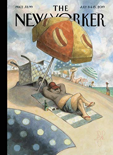 The New Yorker (Best Art Magazine Subscriptions)