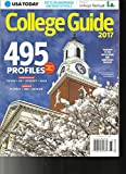 USA TODAY MAGAZINE, COLLEGE GUIDE, 2017 495 PROFILES ISSUE, 2016